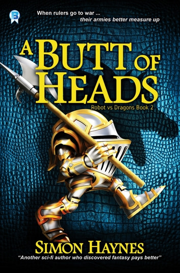 A Butt of Heads ebook by Simon Haynes