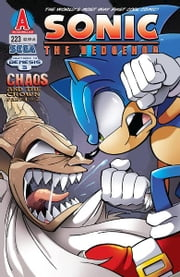 Sonic the Hedgehog #223 ebook by Ian Flynn,Ben Bates,Terry Austin,Jamal Peppers