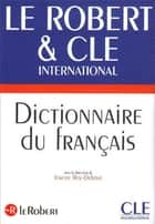 Dictionnaire du français ebook by Josette Rey-Debove