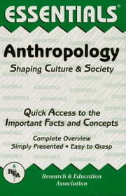 Anthropology Essentials ebook by Michael Angrosino