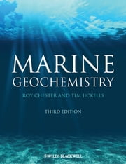 Marine Geochemistry ebook by Roy Chester,Tim D. Jickells