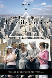 New Possibilities for Juvenile Justice - Directions for Youth Transformation ebook by Willie James Webb,MDiv,MS,MA