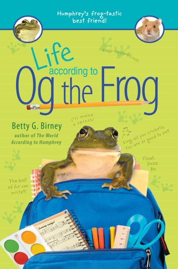 Life according to og the frog ebook by betty g birney life according to og the frog ebook by betty g birney fandeluxe Images
