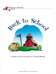 Back To School, Grades K-12 ebook by TeacherVision.com