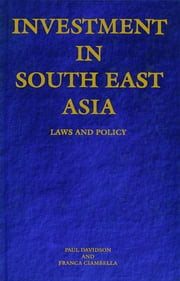 Investment in South East Asia ebook by Paul Davidson,Franca Ciambella
