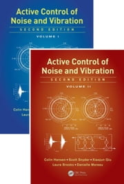 Active Control of Noise and Vibration, Second Edition ebook by Hansen, Colin