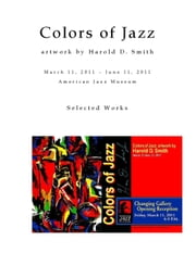 Colors of Jazz - Artwork by Harold Smith ebook by Harold Smith