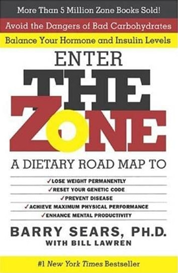 The Zone - Revolutionary Life Plan to Put Your Body ebook by Barry Sears