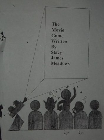 The Movie Game ebook by Stacy Meadows