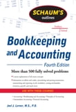 Schaum's Outline of Bookkeeping and Accounting, Fourth Edition