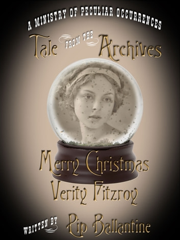 Merry Christmas, Verity Fitzroy ebook by Pip Ballantine