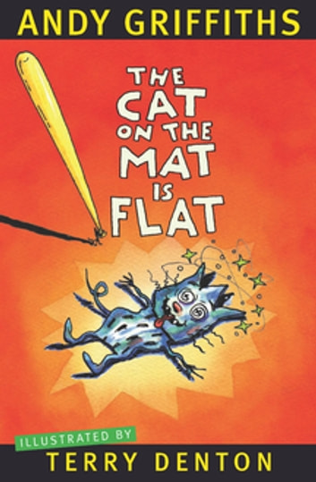 The Cat on the Mat is Flat ebook by Andy Griffiths