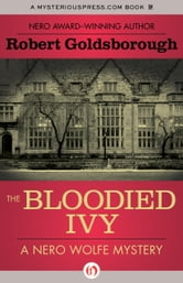 The Bloodied Ivy ebook by Robert Goldsborough