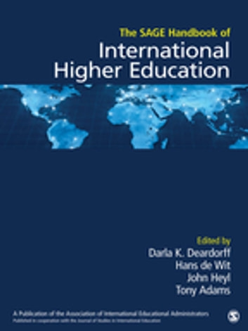 The SAGE Handbook of International Higher Education ebook by