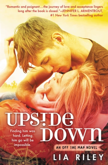Upside Down ebook by Lia Riley