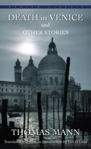 Death in Venice and Other Stories ebook by Thomas Mann