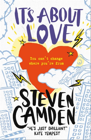 It's About Love ebook by Steven Camden