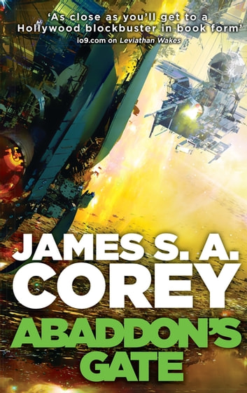 Cibola Burn (The Expanse Book 4) free download