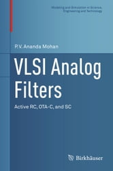 VLSI Analog Filters - Active RC, OTA-C, and SC ebook by P.V. Ananda Mohan