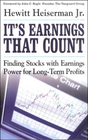 It's Earnings That Count ebook by Hewitt Heiserman
