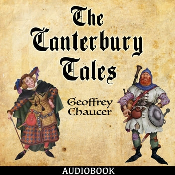 The Canterbury Tales Audiobook By Geoffrey Chaucer 9781518949715