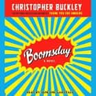 Boomsday audiobook by Christopher Buckley