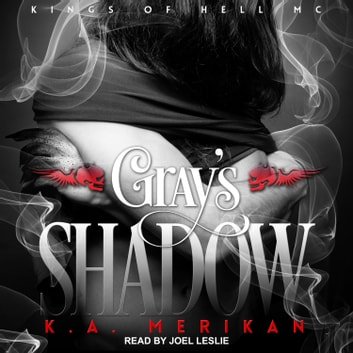 Gray's Shadow audiobook by K.A. Merikan