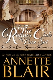 The Rogues Club Boxed Set ebook by Annette Blair