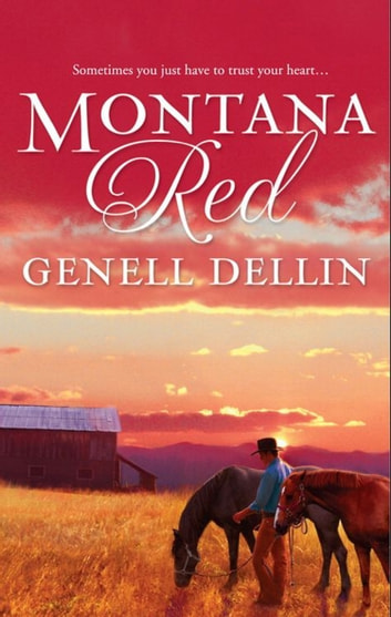 Montana Red eBook by Genell Dellin