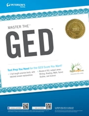 Master the GED 2012 ebook by Peterson's