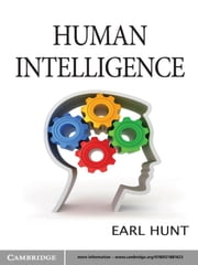 Human Intelligence ebook by Earl Hunt