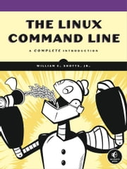 Linux Command Line ebook by William E. Shotts,Jr.