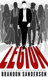 Legion ebook by Brandon Sanderson