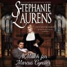 A Match for Marcus Cynster audiobook by Stephanie Laurens, Matthew Brenher