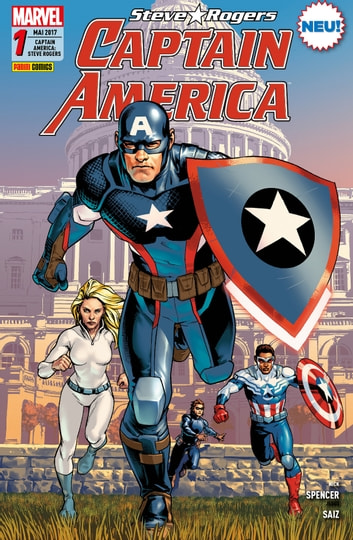 Captain America: Steve Rogers 1 - Im Zeichen der Hydra ebook by Nick Spencer