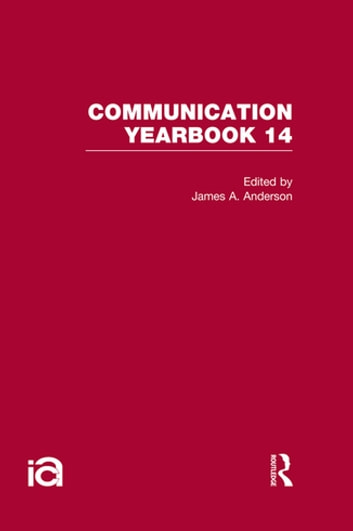 Communication Yearbook 14 eBook by