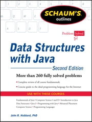 Schaum's Outline of Data Structures with Java, 2ed ebook by John R. Hubbard