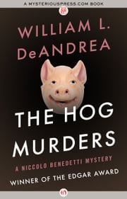 The Hog Murders - A Regency Crime Thriller ebook by William L. DeAndrea