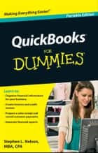 QuickBooks For Dummies ebook by Stephen L. Nelson