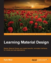 Learning Material Design ebook by Kyle Mew