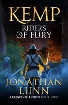 Kemp: Riders of Fury ebook by