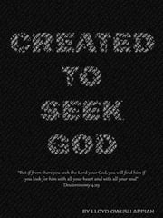 Created to Seek God ebook by Lloyd Owusu Appiah