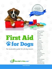 First Aid for Dogs ebook by Emma A Hammett