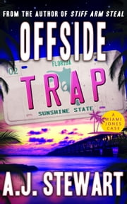 Offside Trap Ebook di A.J. Stewart