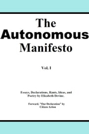The Autonomous Manifesto ebook by Elizabeth Devine