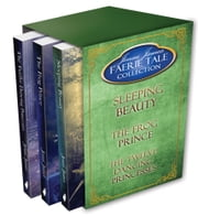 Faerie Tale Collection Box Set #3: Sleeping Beauty, The Frog Prince, The Twelve Dancing Princesses ebook by Jenni James