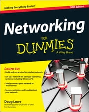 Networking For Dummies ebook by Doug Lowe
