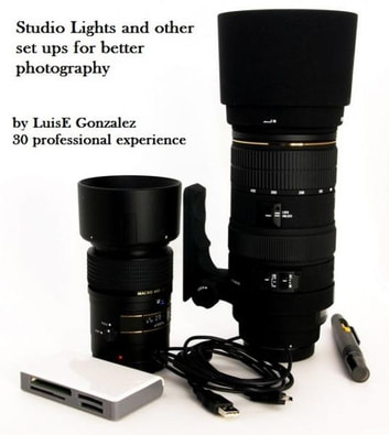 DIY Photo Equipment, Studio Lighting & Camera Support Systems ebook by Luis Gonzalez