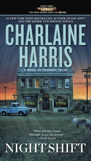 Night Shift ebook by Charlaine Harris