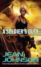 A Soldier's Duty ebook by Jean Johnson